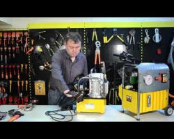 Hydraulic electric pump SNG-6303P