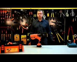 Hydraulic cutters NG-52B