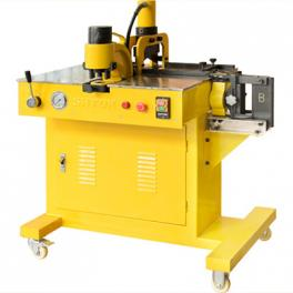 NEW PRODUCT: MODIFIED MACHINE SRSH-150М FOR BUSBAR CUTTING, BENDING AND PUNCHING