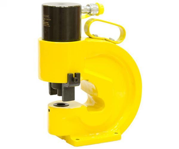 Hydraulic busbar punching tool SHP-110/12+