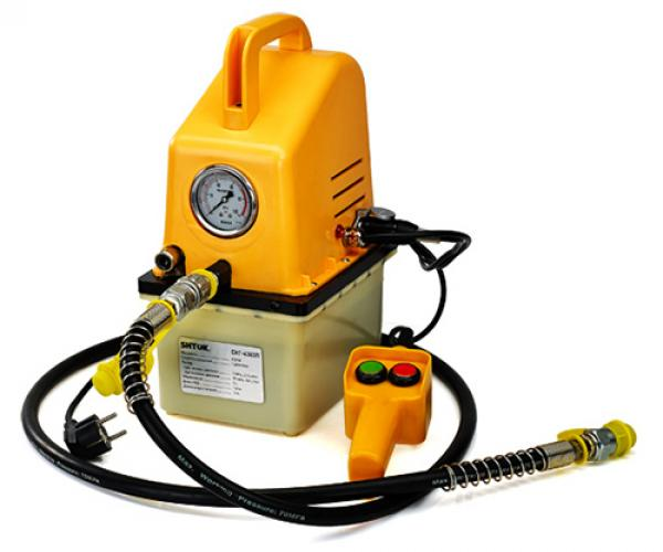 Portable hydraulic electric pump SNG-6303P