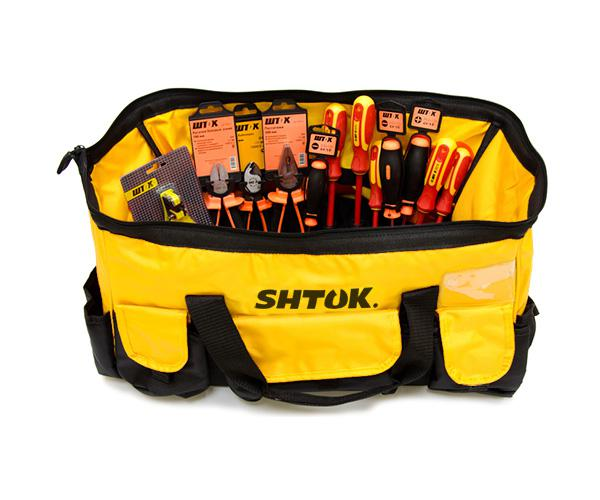 Electrician professional tool set