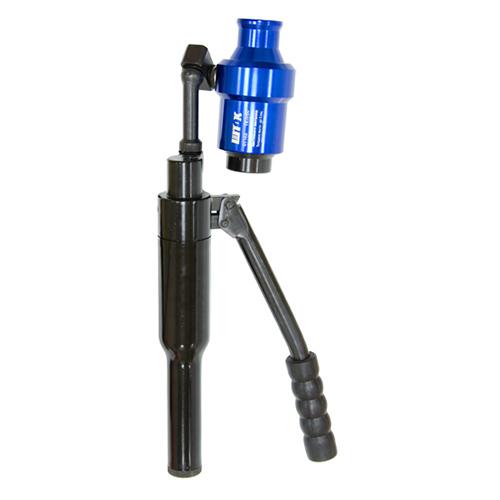Hydraulic sheet metal punсhing tool PGL-60