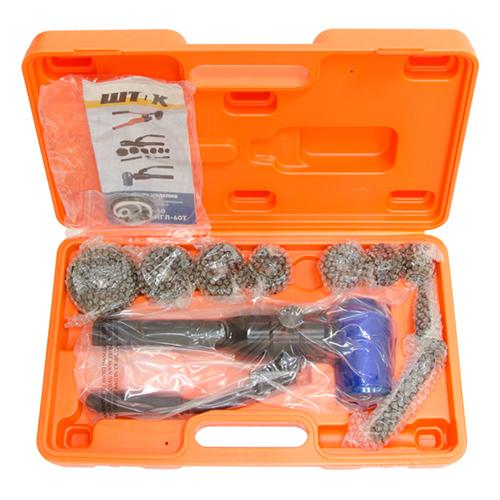 Hydraulic sheet metal punсhing tool PGL-60Т