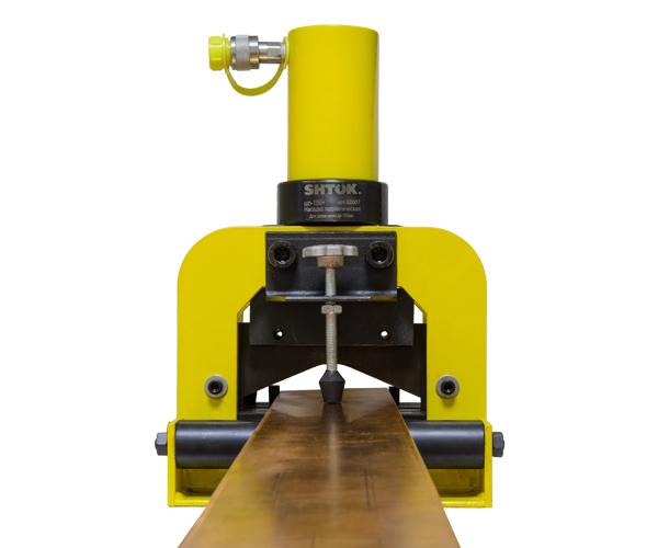 Hydraulic busbar cutting tool SHR-150+